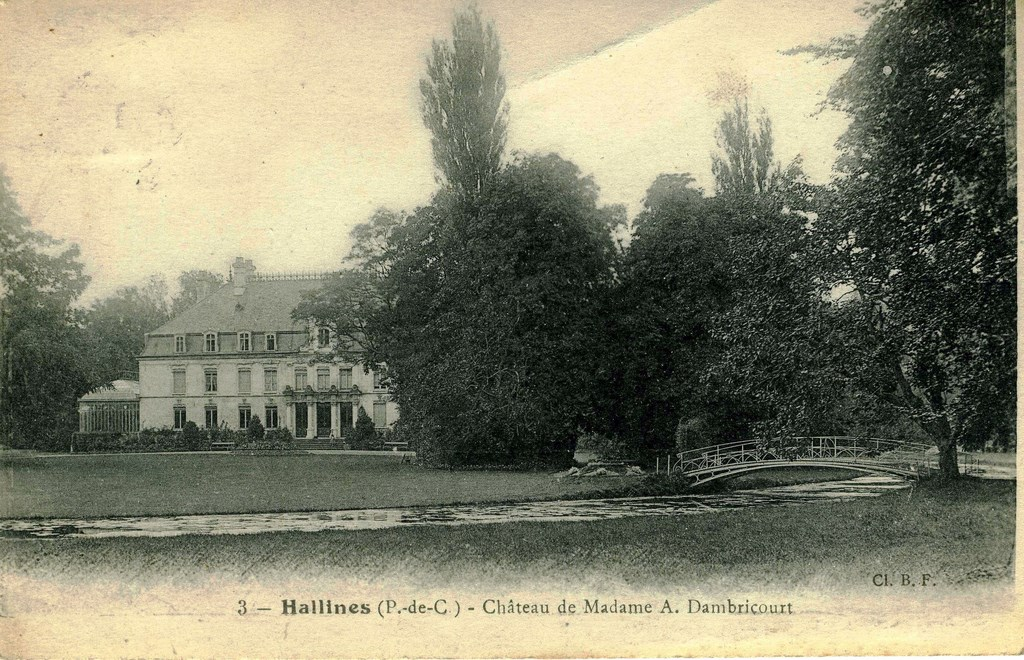 Dambricourt-Hallines