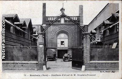 Chateaux Industrie Prouvost